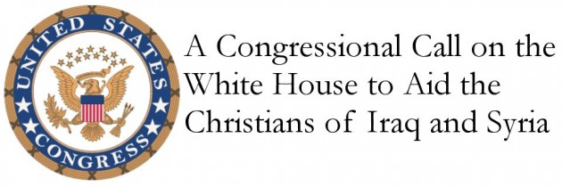 A Congressional Call for Direct Assistance to Persecuted Christians
