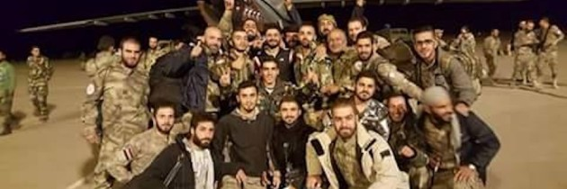 Assyrian Warriors are in the Fight