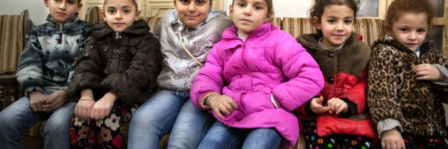 Support the Children Of Iraq and Syria