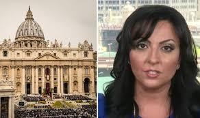 Tucker Carlson defends Christianity with Assyrian Juliana Taimoorazy